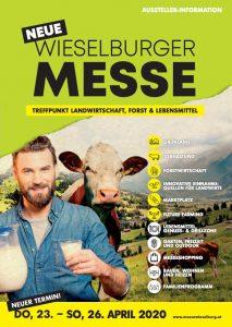 WIR Nordwälder auf der Neuen Wieselburger Messe 2020